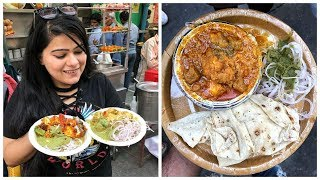 Best Street Food at Kamla Nagar, Delhi | Delhi University Food