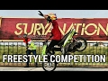 Revdy Stunter Surya Motorland Freestyle Competition