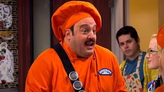 EXCLUSIVE: Kevin James is Cooking Up Some Fun on Disney Channel