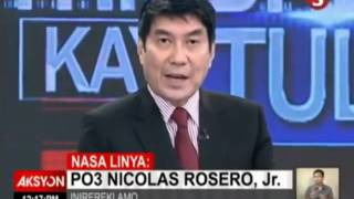 PO3, Naregaluhan Ng Ataul Kaya Dedma Sa Kaso Ng Aksidente!