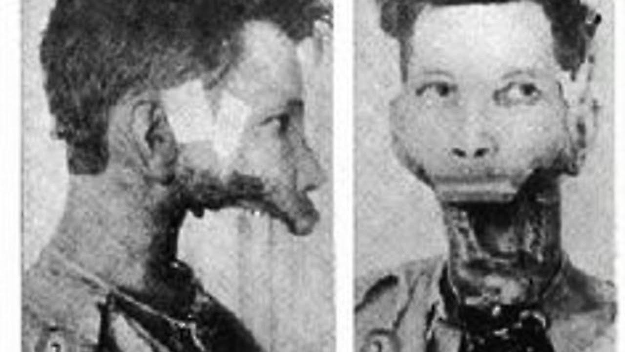 20 Disturbing Creepy Photos From The Past That Will Haunt Your