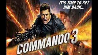 Vidyut Jammwal, Adah Sharma and Angira Dhar New Movie Commando 3