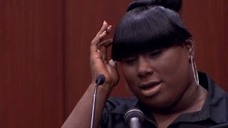 Zimmerman trial witness explains lying under oath
