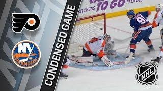 Philadelphia Flyers vs New York Islanders apr 3, 2018 HIGHLIGHTS HD