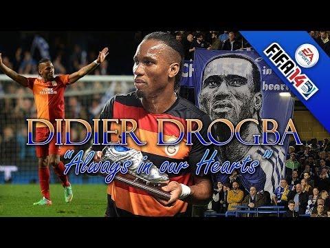 "FIFA14 | Didier Drogba ""Chelsea Hero"" Returned to Stamford Bridge"