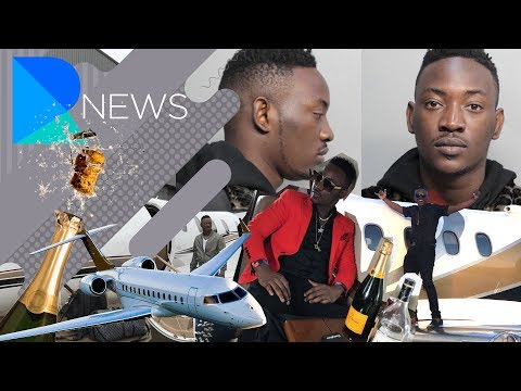 DAMMY KRANE: Credit Card Fraud, Private Jet and Faux Enjoyment