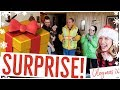 SURPRISING OUR GRANDPARENTS FOR CHRISTMAS! (PRICELESS REACTION!)🎄🎁 AND THE SECRET SAUCE RECIPE 🍝