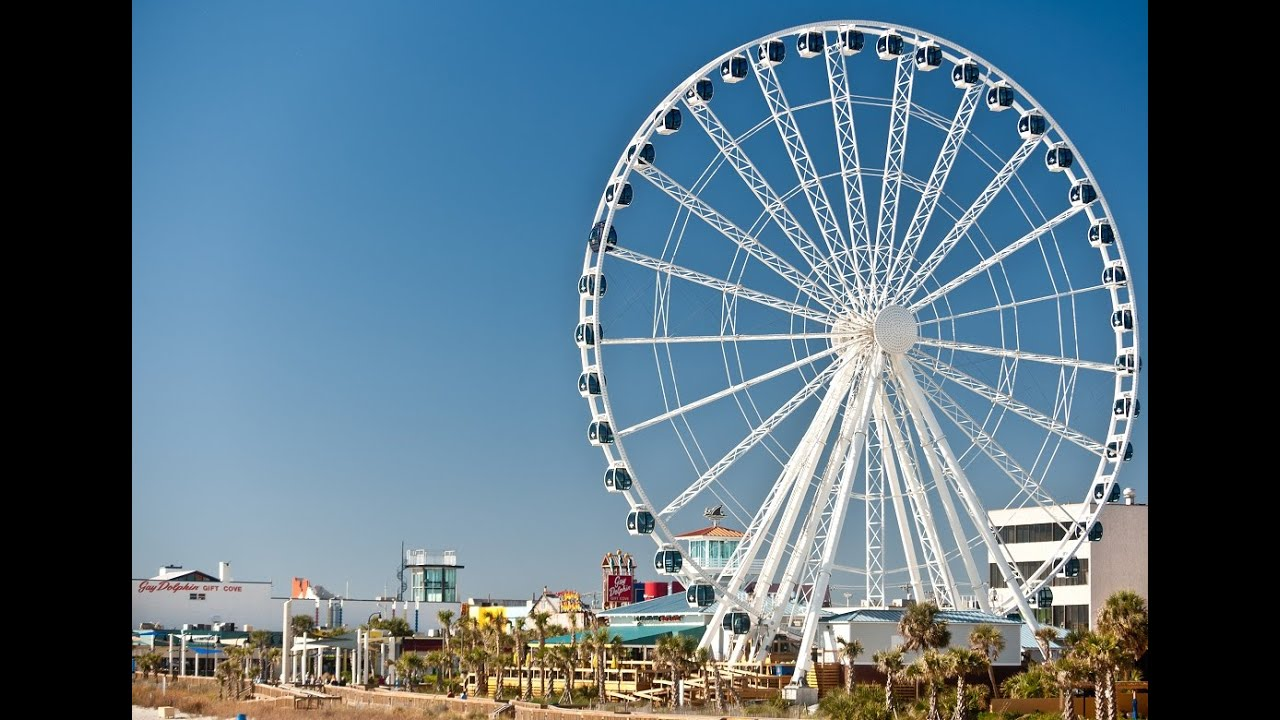 Top 17 Tourist Attractions In Myrtle Beach