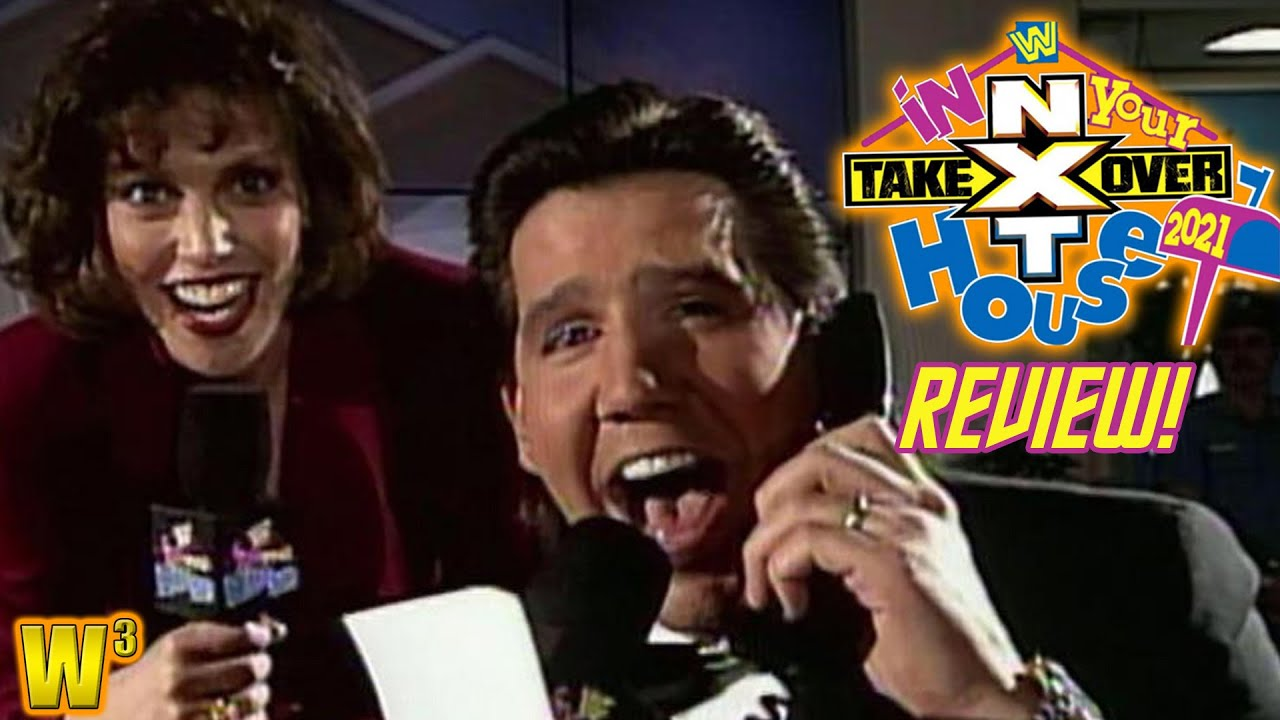 NXT Takeover: In Your House 2021 Review | Wrestling With Wregret