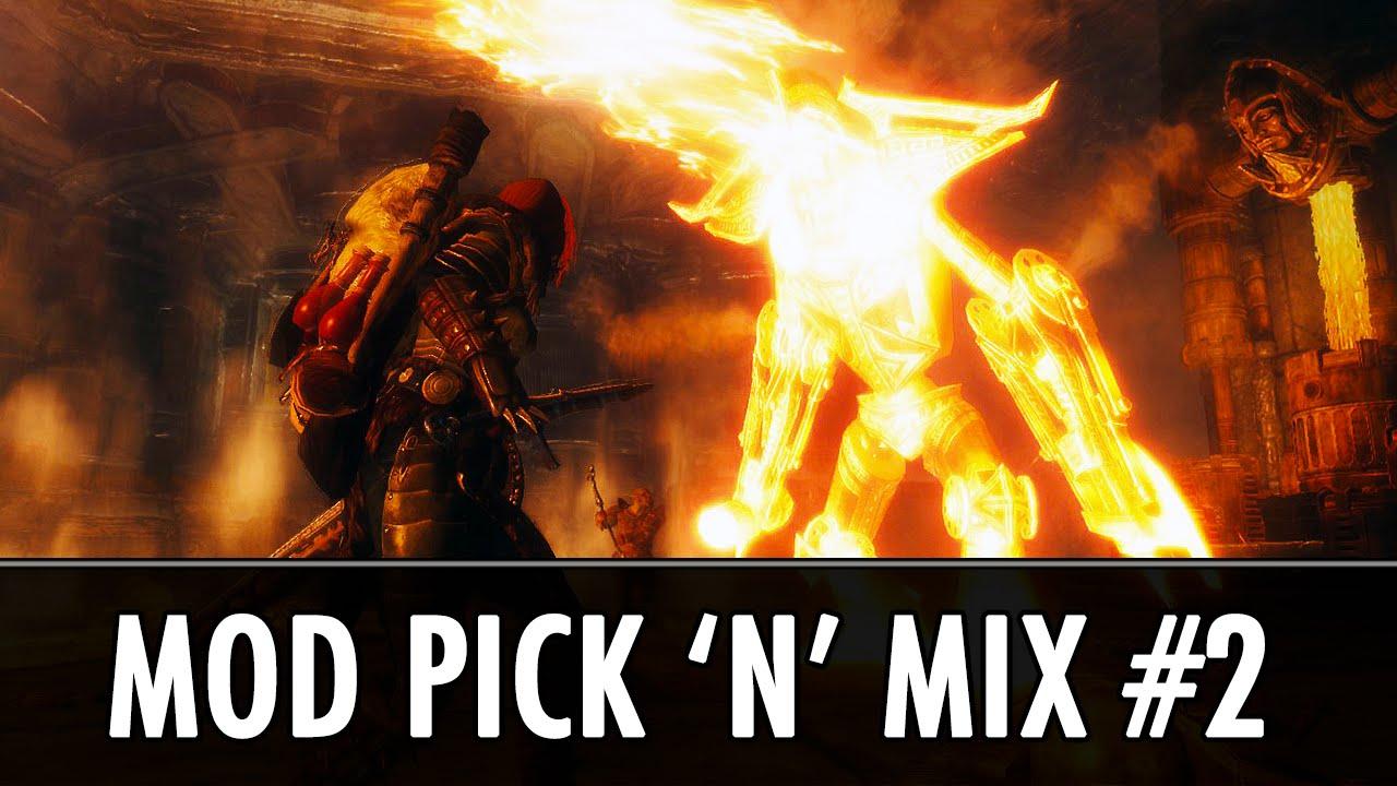 Skyrim Mod: Pick 'n' Mix #2