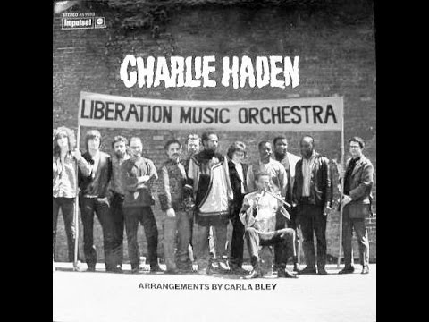 "Charlie Haden & Liberation Music Orchestra, ""The introduction /song of the united front"", 1969"