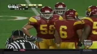 2004 BCS National Championship (Orange Bowl) - #2 Oklahoma vs. #1 USC (HD)