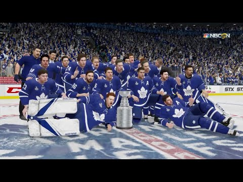 nhl-19---toronto-maple-leafs-stanley-cup-celebration