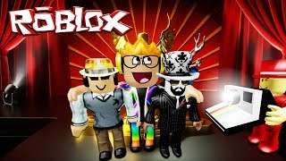 I AM FRIEND OF BADIMO AND I BECOME FAMOUS in ROBLOX 🌟 (Fame simulator)