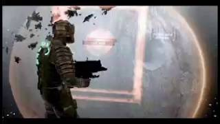 Dead Space: Walking in Dead Space (Glitch)