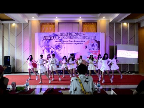 WJSN 우주소녀 - I Wish 너에게 닿기를 & Catch Me 캐치미 dance cover by Bubble Gum