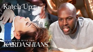 "Kim's Security Gets Intense, Corey Weighs In On Kourt's Parenting: ""KUWTK"" Katch-Up (S17, Ep3 ) 