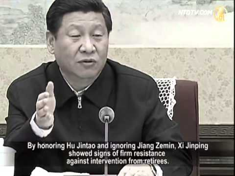 Xi Jinping's First Move: Honor Hu, Ignore Jiang