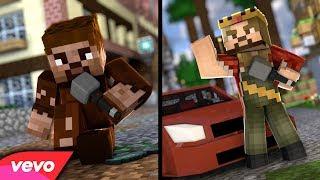 ZENGİN VS FAKİR - Minecraft Rap Savaşları 2