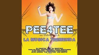La musica tremenda (Dj Martin Radio Edit) (feat. Emmanuela)