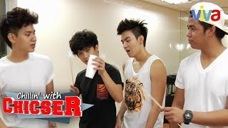 Chicser Game: Sticks & Spoons