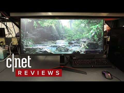 LG 34U89C's a nice monitor when speed and color matter most