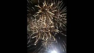 Happy new year 2012 hogmanay party edinburgh edimburgo scotland