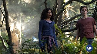 "VIDEO: Storm Reid talks about her character, Meg, in ""A Wrinkle in Time'"