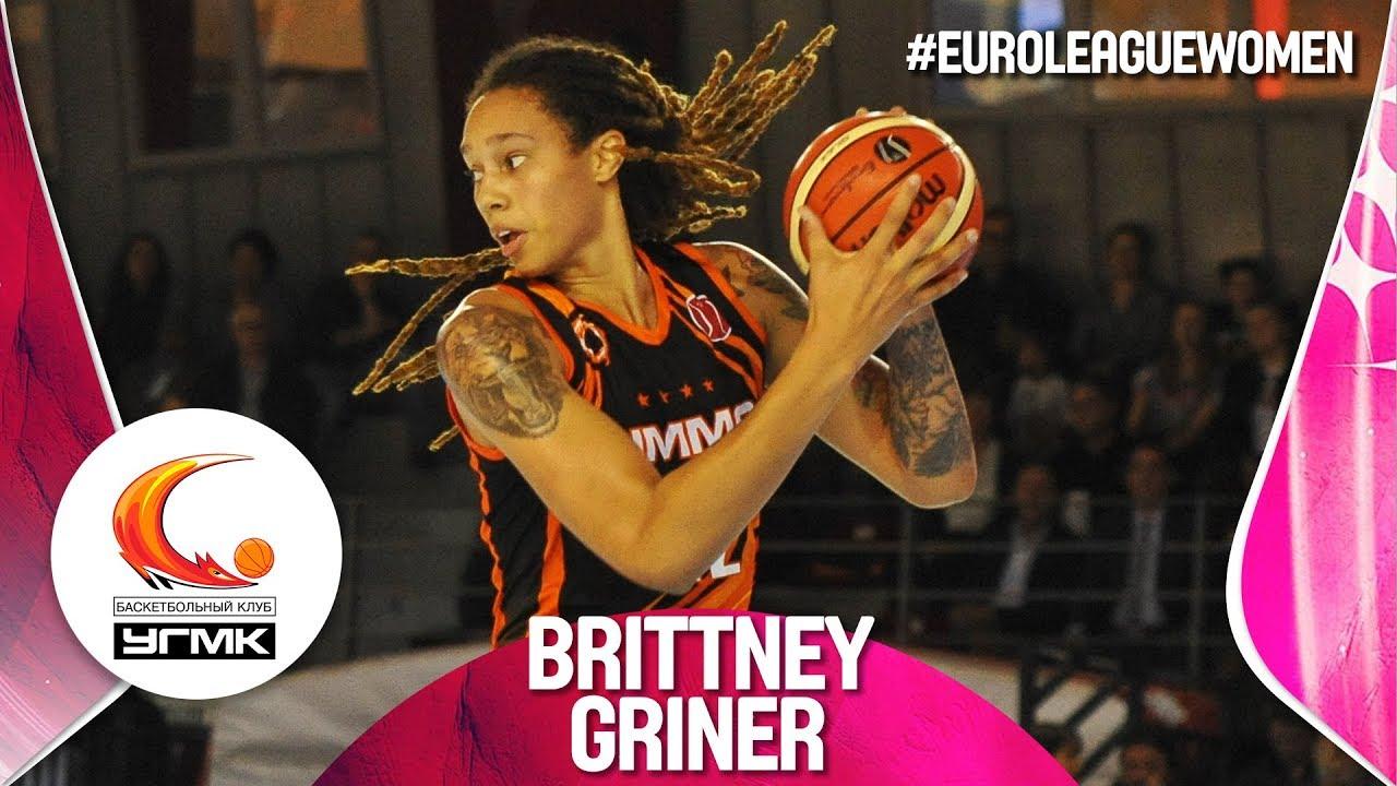 Brittney Griner | UMMC Ekaterinburg - Regular Season Highlights