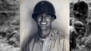 See 'Handsome Grandpa' Now After 1950 Military Photo Makes Millions Swoon