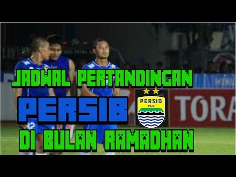 Jadwal Pertandingan Persib Di Bulan Ramadhan | Berita Persib #6