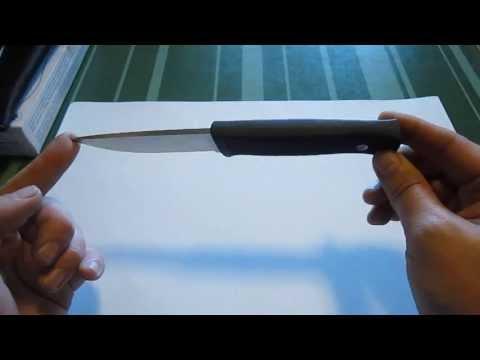 Нож Fallkniven F1 (China) Knife. Костыль =)
