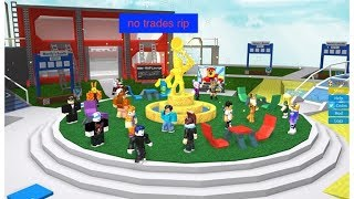 Roblox trading (one like + one prayer for my items)