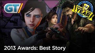 Game of the Year Awards 2013 - Best Story