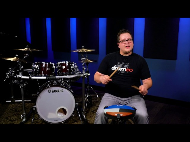 Single Stroke Four - Drum Rudiment Lesson (Drumeo)