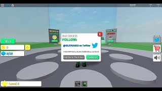 Come ottenere 5 up di livello gratuito con un codice per Roblox Destruction Simulator!