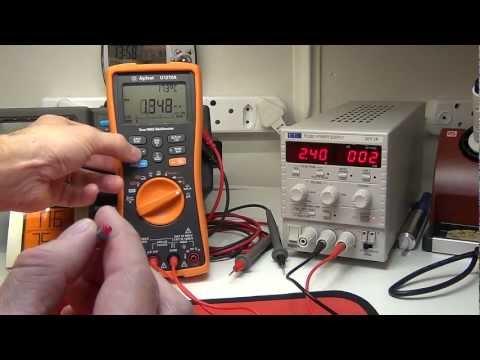 Electronics Tutorial #3 - Power Consumption / Battery Capacity