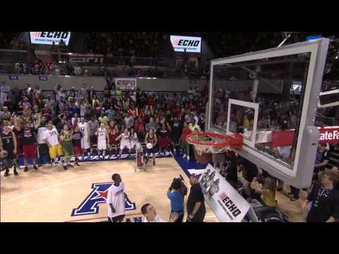 NCAA College Slam Dunk & 3 Point Championship 2014