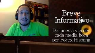 Breve informativo - Noticias Forex del 11 de Septiembre 2017