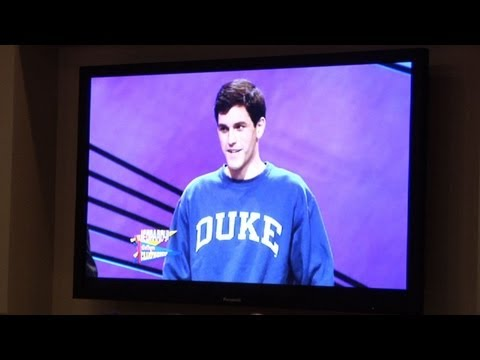 Good Questions: Duke Senior Advances in 'Jeopardy!'
