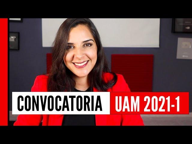 Convocatoria UAM 2021