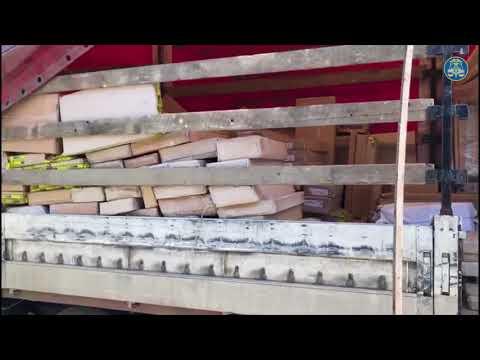 Закарпатські митники виявили в меблях 135 500 пачок цигарок
