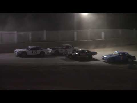Old Bradford Speedway Pure Stock Feature 8-26-18