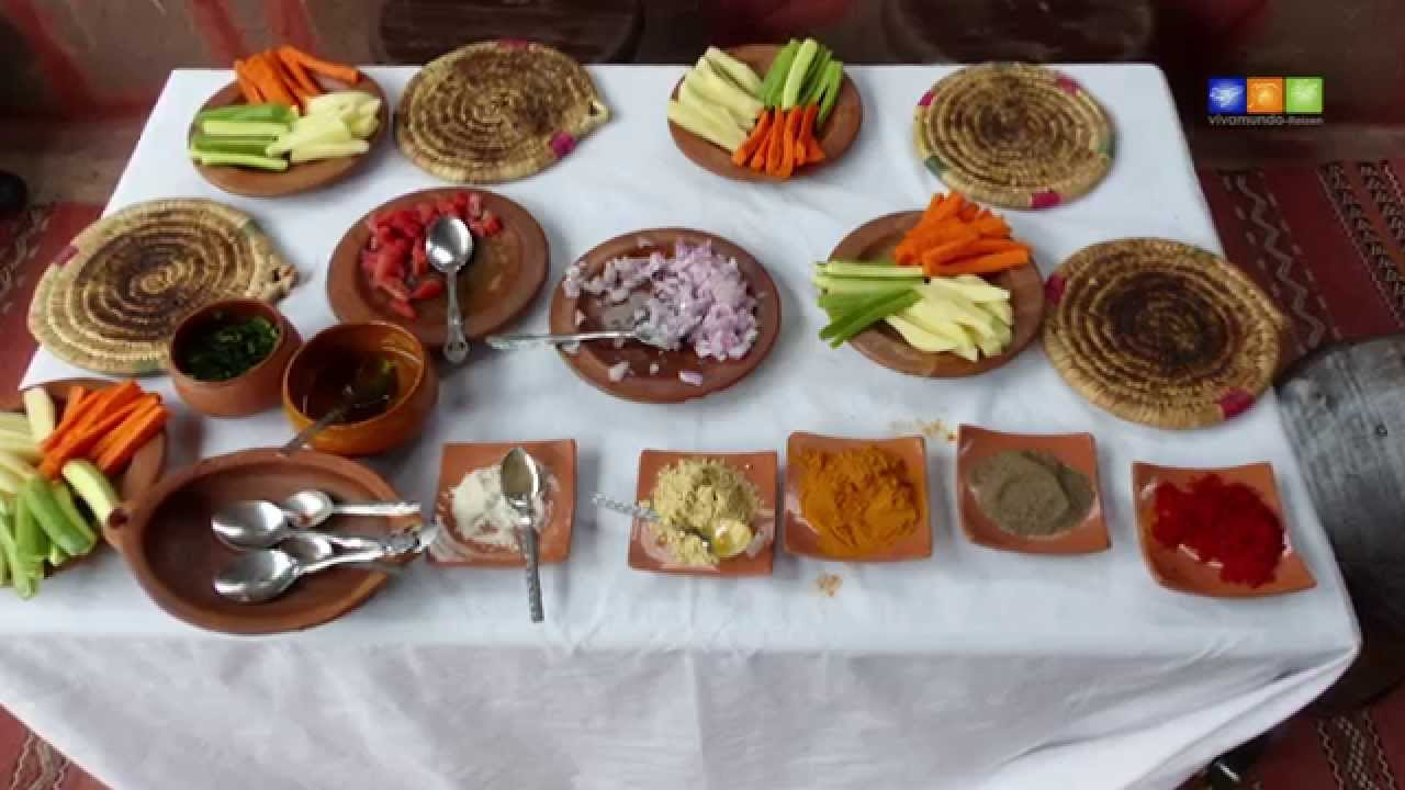 Lernen Sie Die Marokkanische Küche Bei Einem Kochkurs Kennen   YouTube