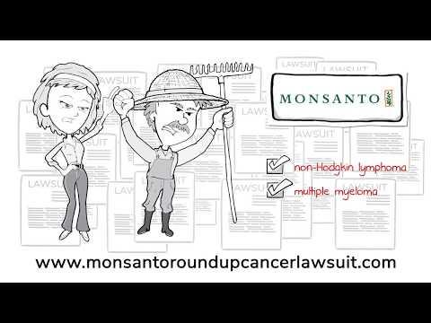 Monsanto Roundup Cancer Lawsuit