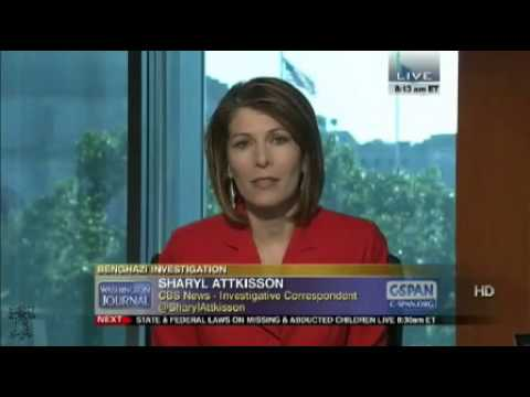Hero/Journalist Sharyl Attkisson on the Benghazi Scandal