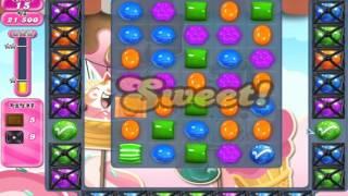 캔디크러쉬사가 레벨 1611 공략, Candy Crush Saga Level 1611 Clear