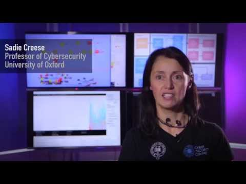 EPSRC RISE - Professor Sadie Creese, University of Oxford