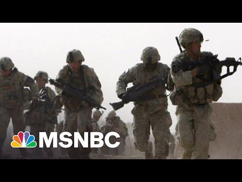 Richard Engel: 'Profound' Fear Of Civil War Inside Afghanistan After U.S. Troops Depart | MSNBC