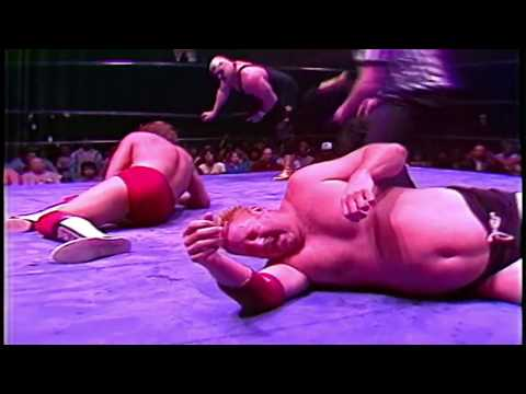 Dick Murdoch & Masked Superstar vs 'Dr Death' Steve Williams & Ted DiBiase (The Rematch)